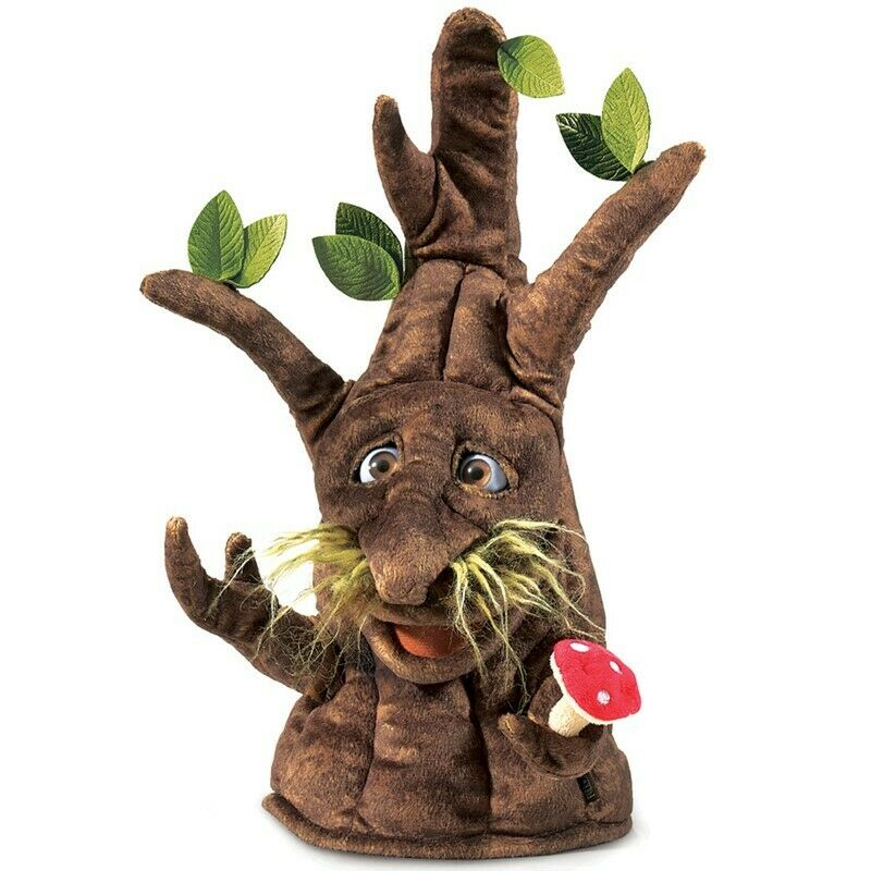 ENCHANTED TREE Puppet 2950 USA  Folkmanis Puppets