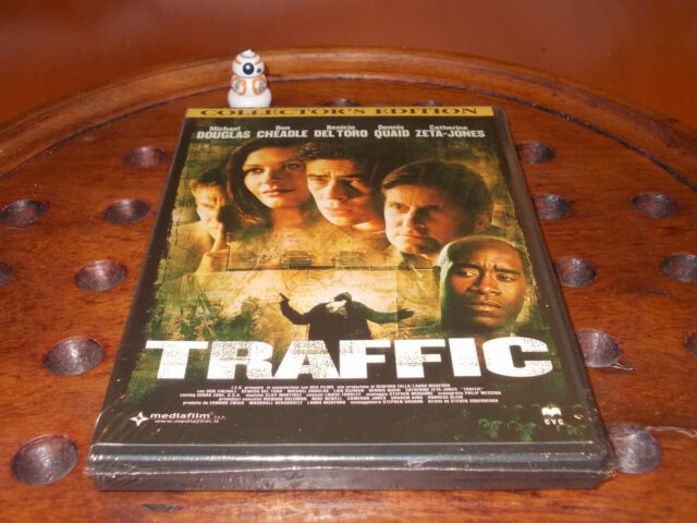 Traffic Collector Edition Dvd ..... Nuovo