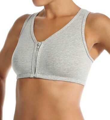 1611B Valmont Zip Front Leisure and Sports Bra
