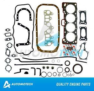 New!04111-16131 Engine Full Gasket Set Fits Toyota Corolla 1.6L 4AF DOHC