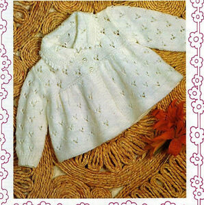 BABY-knitting-pattern-baby-matinee-collared-coat-4ply-18-19-in