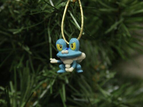 "Pokemon,/""Froakie/"" MICRO 1/"" Christmas Ornament #656"