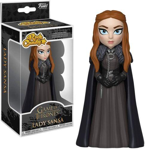 Lady Sansa Game of Thrones Rock Candy Funko Vynl Figur
