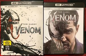 MARVEL-VENOM-4K-ULTRA-HD-BLU-RAY-2-DISC-SET-SLIPCOVER-SLEEVE-FREE-WORLD-SHIPPI