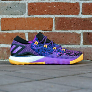 Details about adidas Crazylight Boost Low 2016 Primeknit BB8175 Swaggy P Young Ingram Lakers
