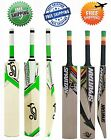 FREE SHIP 2016 Model 2 PCS KOOKABURRA KAHUNA + SPARTAN CG Cricket Bat Size SH