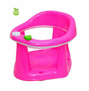 3 in 1 baby bath dining activity play seat kids tub ring seat chair pink ebay. Black Bedroom Furniture Sets. Home Design Ideas