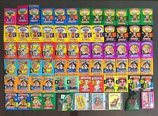 1985-88 Garbage Pail Kids 67-Unopened Pack-Variation Lot-1st-15th Series!!!  TWT