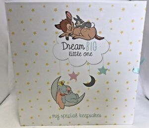 Disney-Bambi-amp-Friends-Baby-KeepSakes-Box-9-Different-Drawers-Engraved-FOC-D1329
