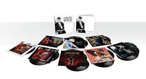 LOVING THE ALIEN 1983 - 1988 [VINYL Boxset] [VINYL]