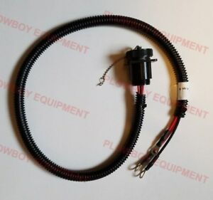 wiring harness re51091 auxiliary power outlet socket for ... 66559 re john deere wiring harness