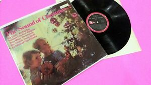 The-Sound-of-Christmas-33-RPM-Vinyl-LP-Record-Stereo-Capitol-SL6534-Various-FREE