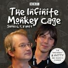 The Infinite Monkey Cage: Series 6, 7, 8 and 9 by Robin Ince, Brian Cox (CD-Audio, 2014)