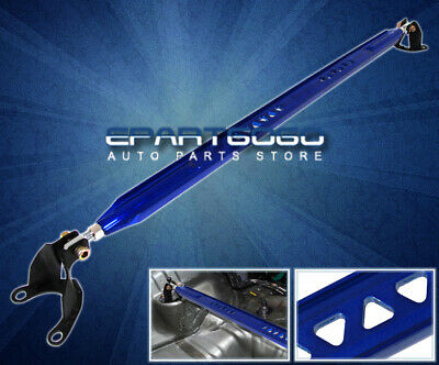 For 1989-1994 Nissan 240Sx Tower Front Rear Upper Brace Stabilizer Strut Blue