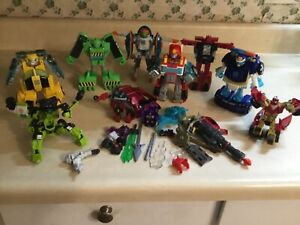Transformers A Lot Look for Yourself I don't know Their Names