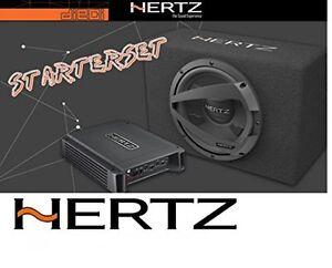 Hertz-Dieci-SET-DE-INICIO-HERTZ-hcp2-AMPLIFICADOR-Hertz-DBX-25-3-Subwoofer