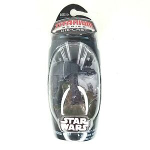 Star Wars Titanium MicroMachines SHADOW AT-AT Unopened!