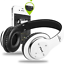 thumbnail 5 - Wireless Bluetooth Headphones with Noise Cancelling Over-Ear Earphones Phone UK