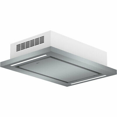 NEFF I90CL46N0 N70 Built In 100cm 3 Speeds Integrated Cooker Hood Stainless