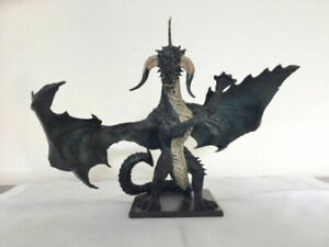 D-amp-D-Miniatures-ICONS-GARGANTUAN-BLACK-DRAGON-A-VERY-RARE-LIMITED-EDITION