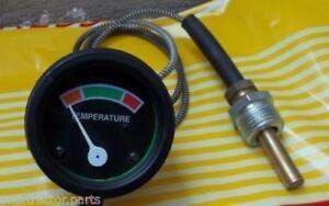 Temp-Gauge-Fits-John-Deere-JD-300-400-500-600-700-2040-2240-Tractor