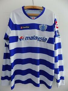 various colors 39743 e2ac7 Details about 2011 2012 Lotto Queens Park Rangers Football Long Shirt  Jersey Original Mens QPR