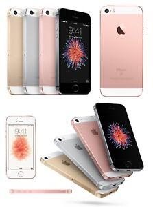 Apple-iPhone-SE-16GB-32GB-64GB-128GB-Gold-Silver-Grey-Rose-Unlocked-Sim-Free