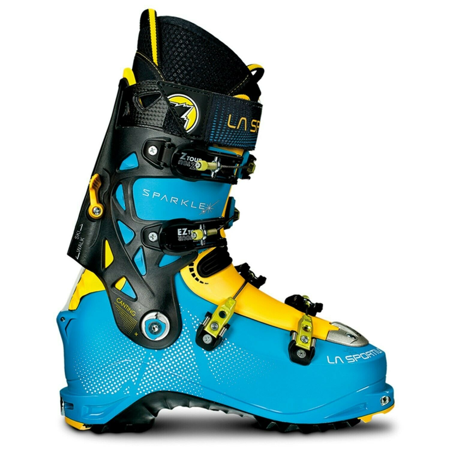NEW La  Sportiva Sparkle Alpine Touring Women's Ski Boots, Size 23.5, MSRP  649  big discount prices