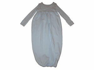 aba6a18e Polo Ralph Lauren Baby Boys Pearl Blue Layette Pajamas One ...