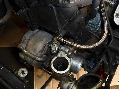 Turbo Oil Line Feed Drain Return Kit For Mazda RX7 RX-7 SA FB 13B AN10 1st Gen