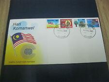 FDC MALAYSIA 1983 - HARI KOMANWEL