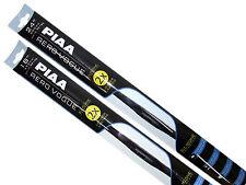 "Piaa Aero Vogue Windshield Wiper w/ Silicone Blades (24""/18"" Set) Made in Japan"