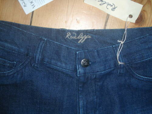 "Suzy Radcliffe London Denim W11 Dark Blue Bootcut Jeans UK 6,8,10,12 26/""27/""28/""30"