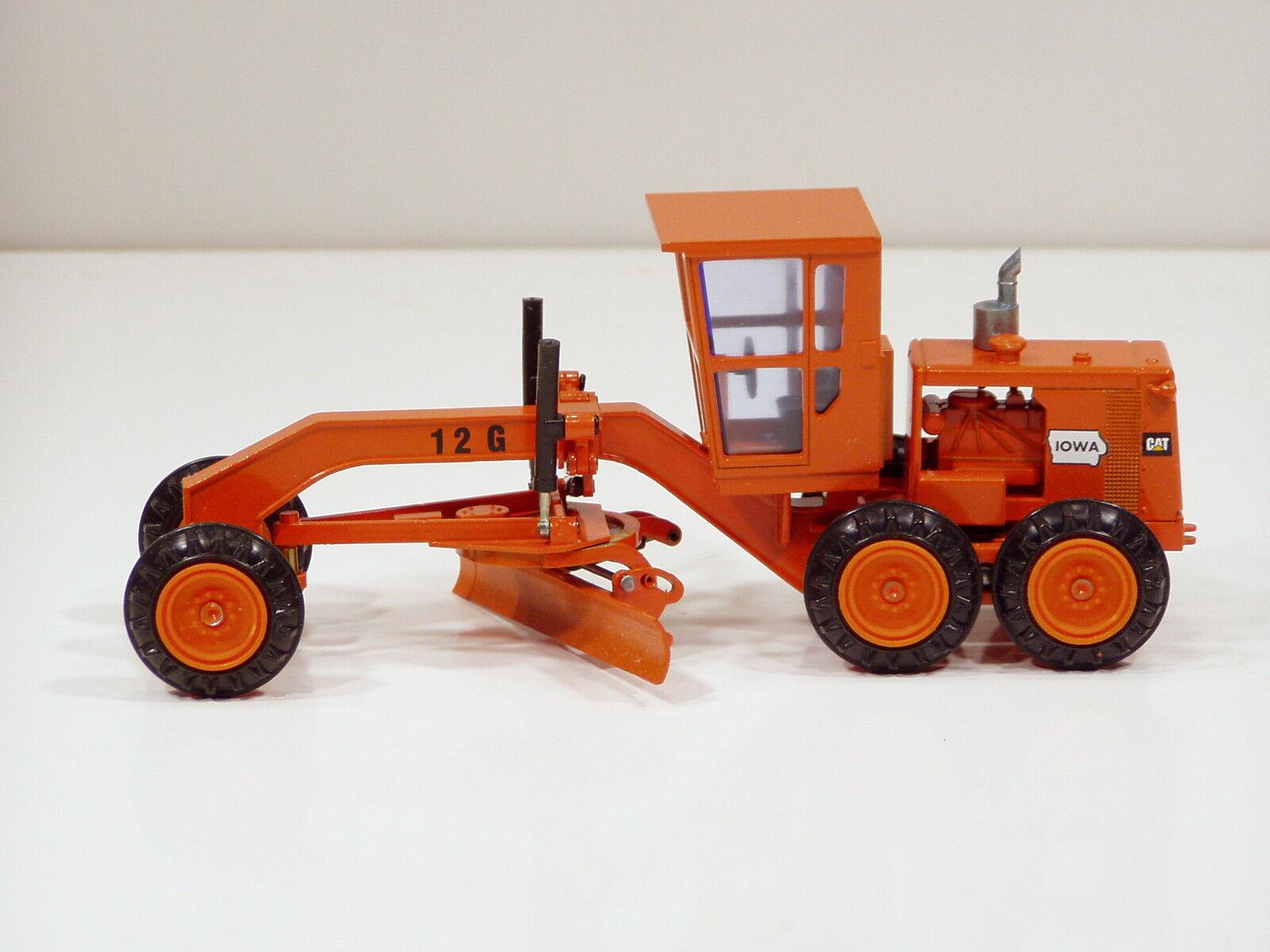 Caterpillar 12G grado - Iowa naranja -  - NZG  - sin Usar, En Caja