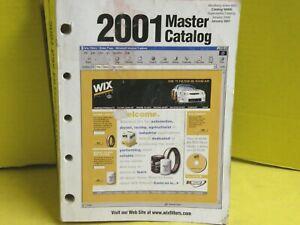 2001 WIX MASTER CATALOG Oil Filter Air Filter Fuel / Gas Filter CATALOG  1152PAGE | eBay | Wix Fuel Filter Catalog |  | eBay