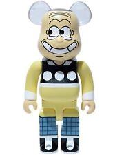 Medicom Toy X Milk Cargo Bearbrick Old Master Q 1000% Be@rbrick Figure Brand New
