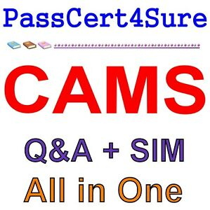 Details about Acams Certified Anti-Money Laundering Specialist CAMS Exam  Q&A PDF+SIM