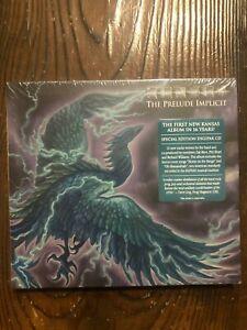 Kansas-The-Prelude-Implicit-CD-SPECIAL-EDITION-Digipak-Prog-Rock-NEW-SEALED