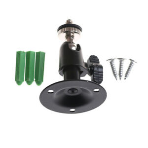 Middle-Pucker-wall-Mount-CCTV-Security-Camera-Bracket-Holder-Stand-XC