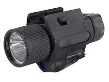 DLP Tactical 500 Lumen LED Weapon Light + Laser