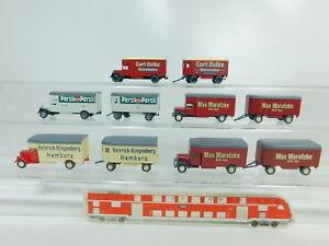 Bo463-0-5-5x-Wiking-h0-1-87-camiones-MB-marotzke-Persil-balke-suenan-montana-muy-bien