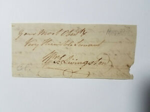 William-Livingston-Jr-Signature-of-the-First-New-Jersey-Governor-039-s-Son