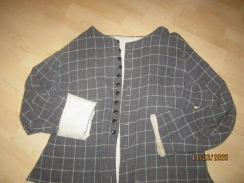 18th century style men's XL coat