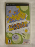 Puzzle Guzzle (playstation Portable, Psp) Brand New, Sealed