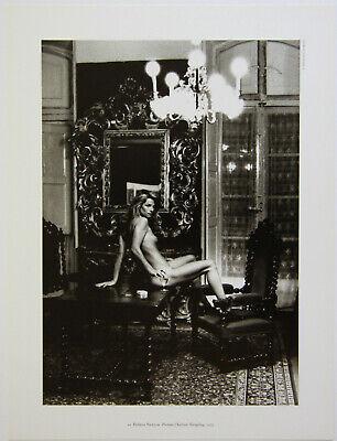 Helmut Newton - Charlotte Rampling (Fotografie, Arles 1973
