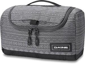 Dakine-Revival-Kit-LG-Large-Toiletry-Travel-Bag-Dopp-Kit-Hoxton-Gray-New-2020