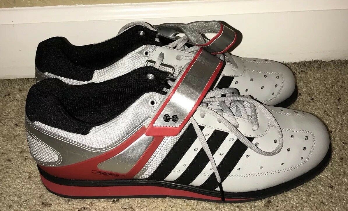 Adidas Power Perfect 2 Men's WeightLifting, powerlifting, crossfit shoes size 14
