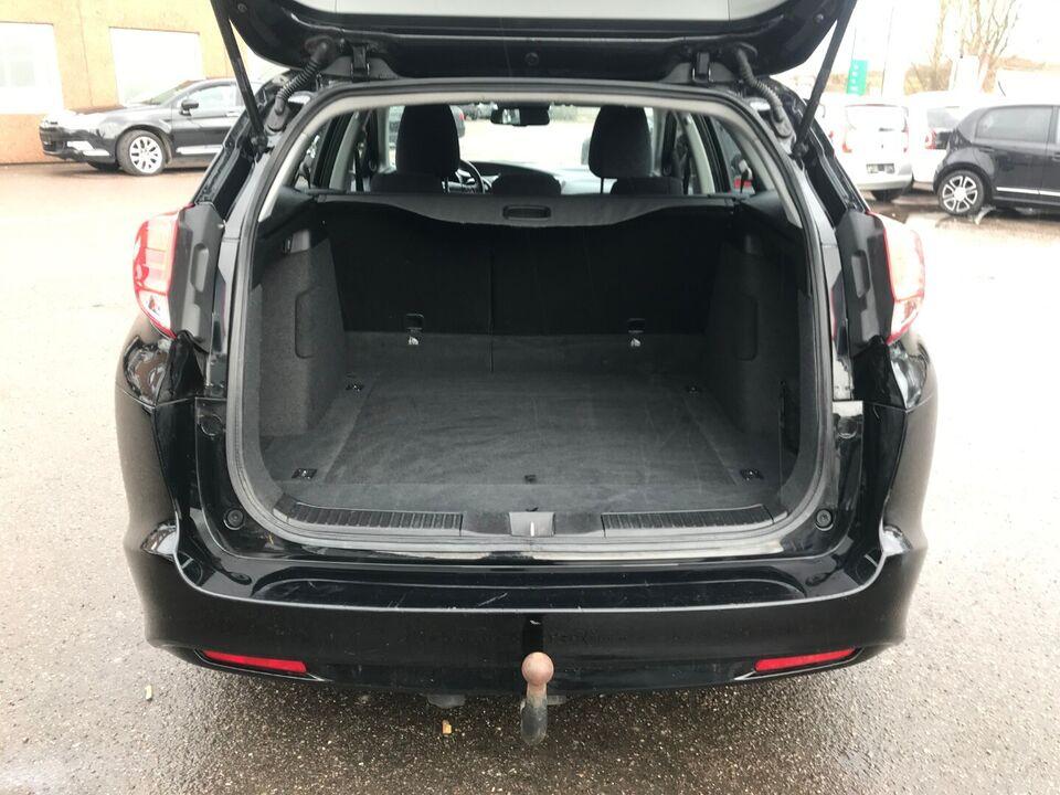 Honda Civic 1,6 i-DTEC Sport Tourer Diesel modelår 2015 km