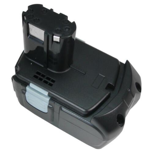 Li-Ion Batterie 3000 mAh remplace Hitachi eb1830h eb1820l eb1814sl eb1815 327730