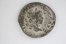 Silber Denar , Antoninus Pius 138 - 161 V40